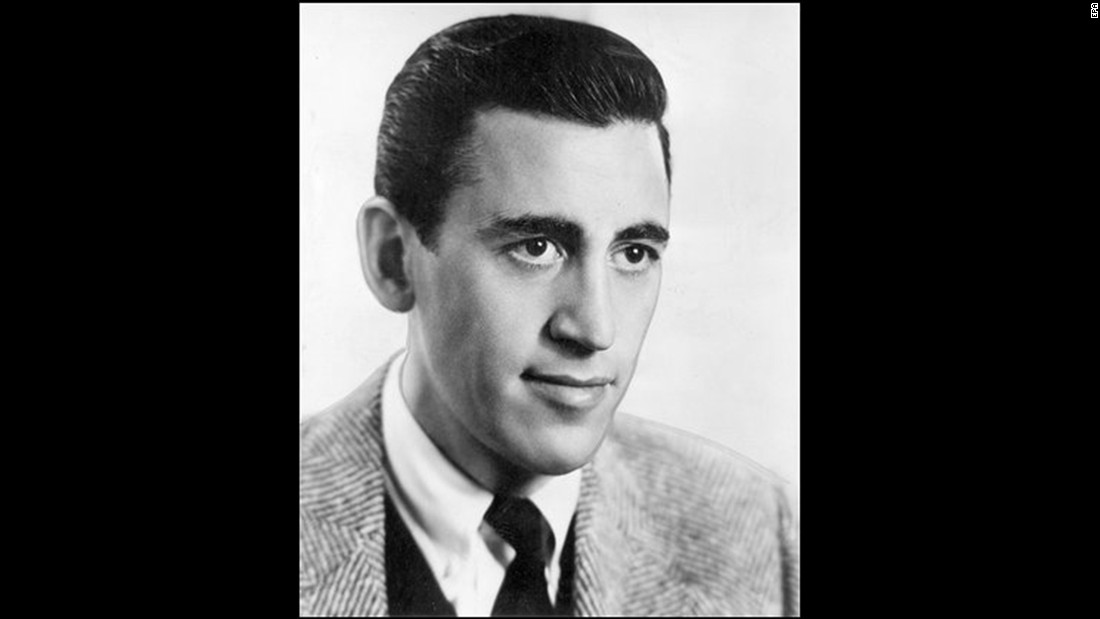 "<strong>J.D. Salinger</strong> published several collections of short stories but is most associated with his 1951 coming-of-age novel, ""The Catcher in the Rye."""