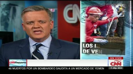 exp cnne dinero Del Pino despolitizacion de pdvsa_00002001