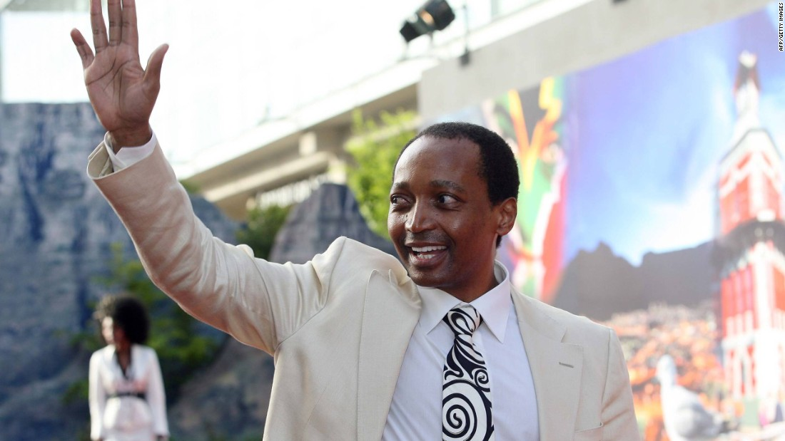 Patrice Motsepe is an entrepreneur, philanthropist and lawyer. He is also one of South Africa's wealthiest men.