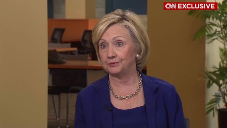 Hillary Clinton on how 33,000 emails got deleted