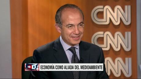 exp cnne interview felipe calderon _00002001