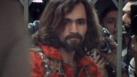 Charles Manson and the Manson Family murders