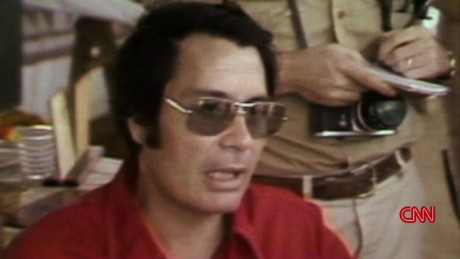 Jonestown survivor: 'I was shot five times'