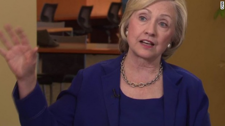 Hillary Clinton: The full interview