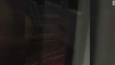 flight diverted video shows sparks pkg_00000805