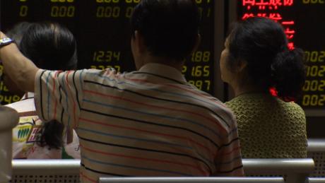 china stocks plunfe male lake intv wbt_00030006
