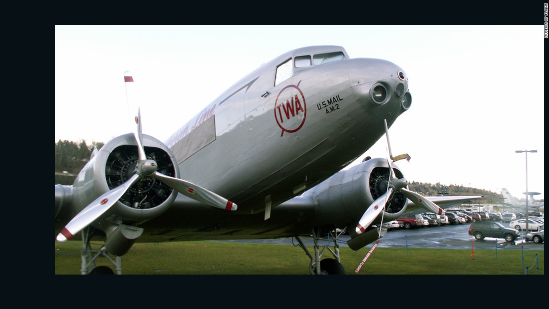 "The Douglas DC-2 was, according to Hagedorn, ""one of the most loved (planes) with the Royal Air Force."" The Museum of Flight displays the last air-worthy model of the DC-2."