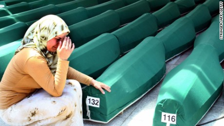 Srebrenica: Is Europe forgetting its horrors?
