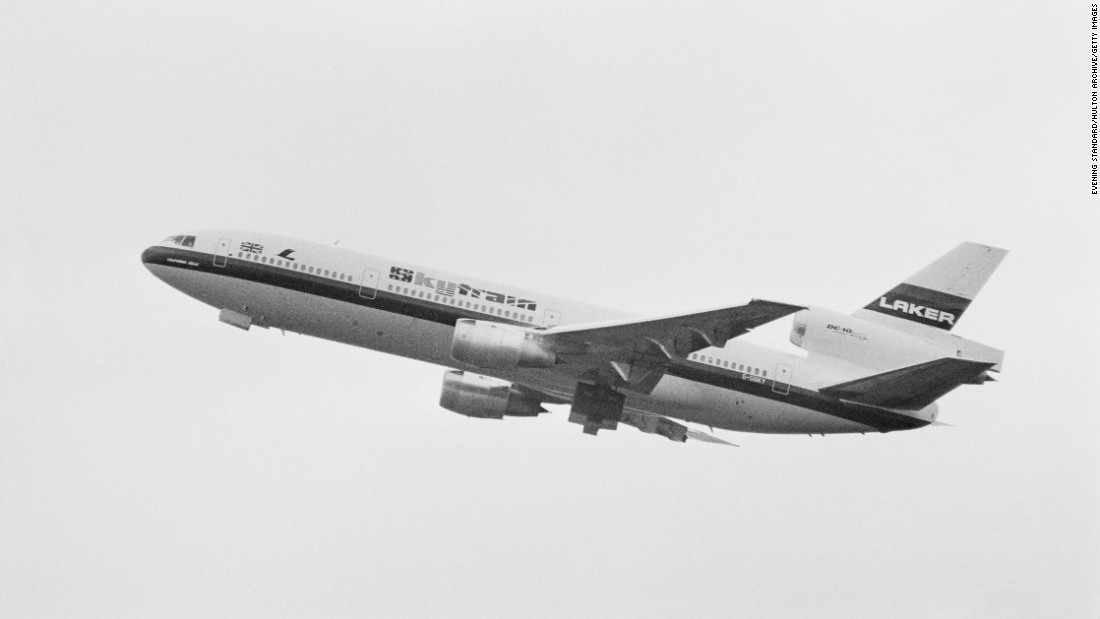 "The DC-10 took its last flight in 2014, 43 years after it first flew in 1971. The American-made ""trijet"" was famous for having three engines and is credited with launching modern, long haul air travel, and the long-haul flight, as we know it today."