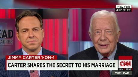 President Carter on Clinton, 2016 _00072613