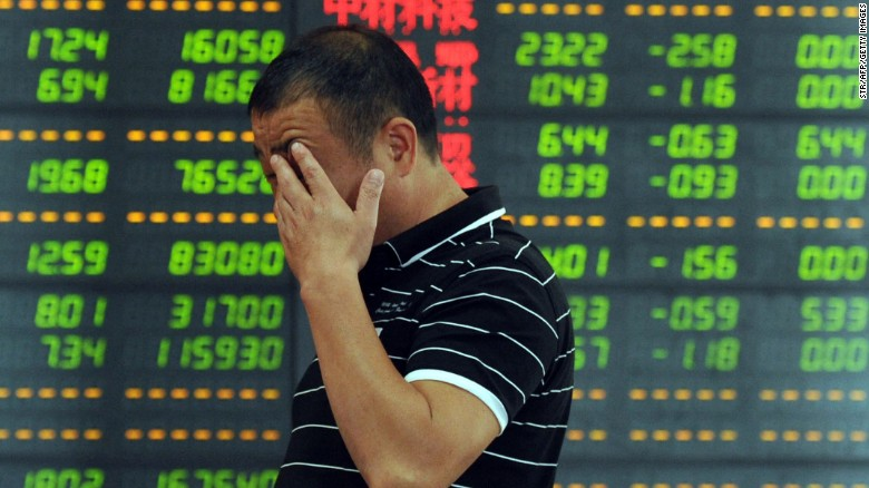 Has China's economic bubble burst?