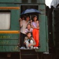 North Korea train tour