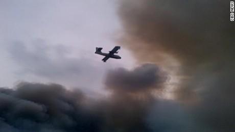 saskatchewan canada wildfires pkg_00000224