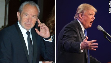 donald trump apprentice alan sugar intv wrn_00001321