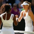 Sharapove Williams Wimbledon