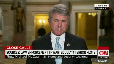 july 4 terror threat thwarted mccaul lead intv_00003611
