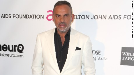 Fashion designer Christian Audigier died in Los Angeles at the age of 57.