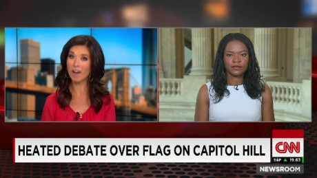 Heated Debate Over Confederate Flag Extends to House