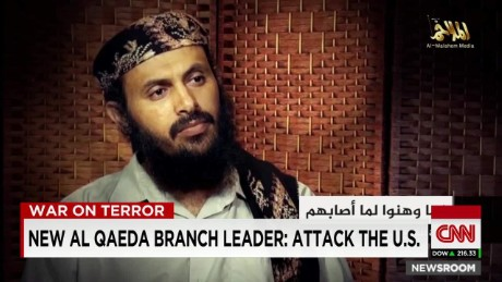 al qaeda branch leader message us attacks tata intv nr _00001611