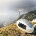 eco capsule mountain