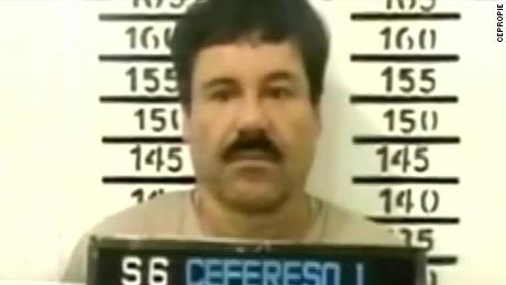 drug lord el chapo prison escape mexico foster cnni nr lklv_00000000