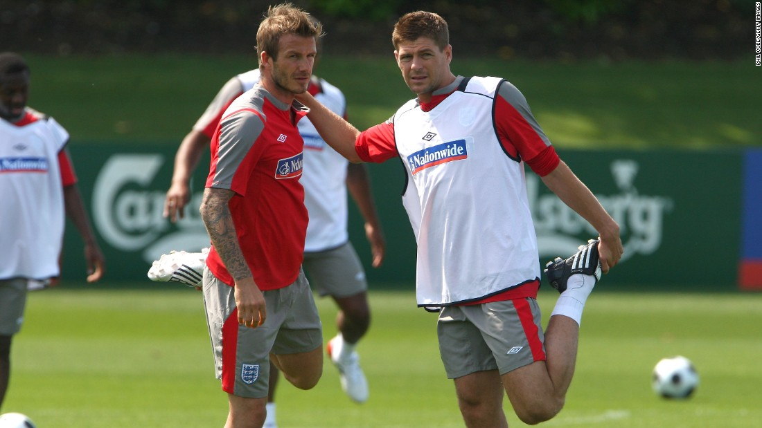 "Gerrard is following in the footsteps of another former England captain by joining the Galaxy. David Beckham was something of a trailblazer when he went from one of the world's biggest clubs -- Spanish giants Real Madrid -- to LA in 2007. He spent five years in MLS, with his impact on the league described by one official as ""invaluable and immeasurable."""