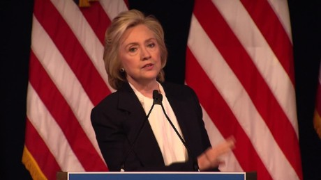 Hillary Clinton on Marco Rubio tax reform economy speech new york _00002630