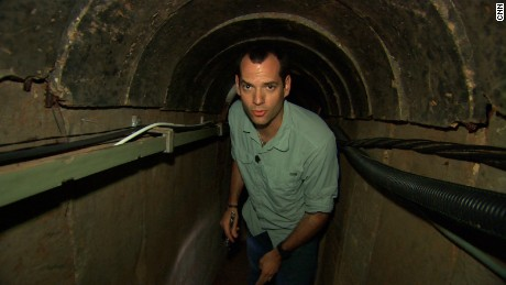 Inside a Gaza tunnel
