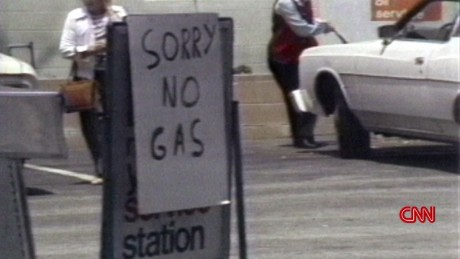 'Sorry ... no gas': Relive the 1970s energy crisis