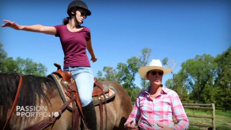 Cowgirl Yoga takes off in the Midwest