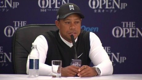 Tiger Woods: I'm not buried and done