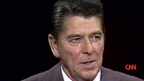 The rise of Ronald Reagan