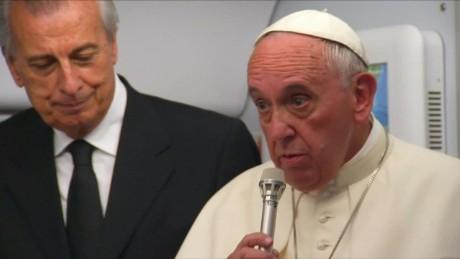 cnnee pkg levy visit pope francis southamerica _00001918