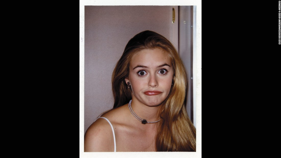 The film starred Alicia Silverstone as flaky but fearless protagonist Cher.