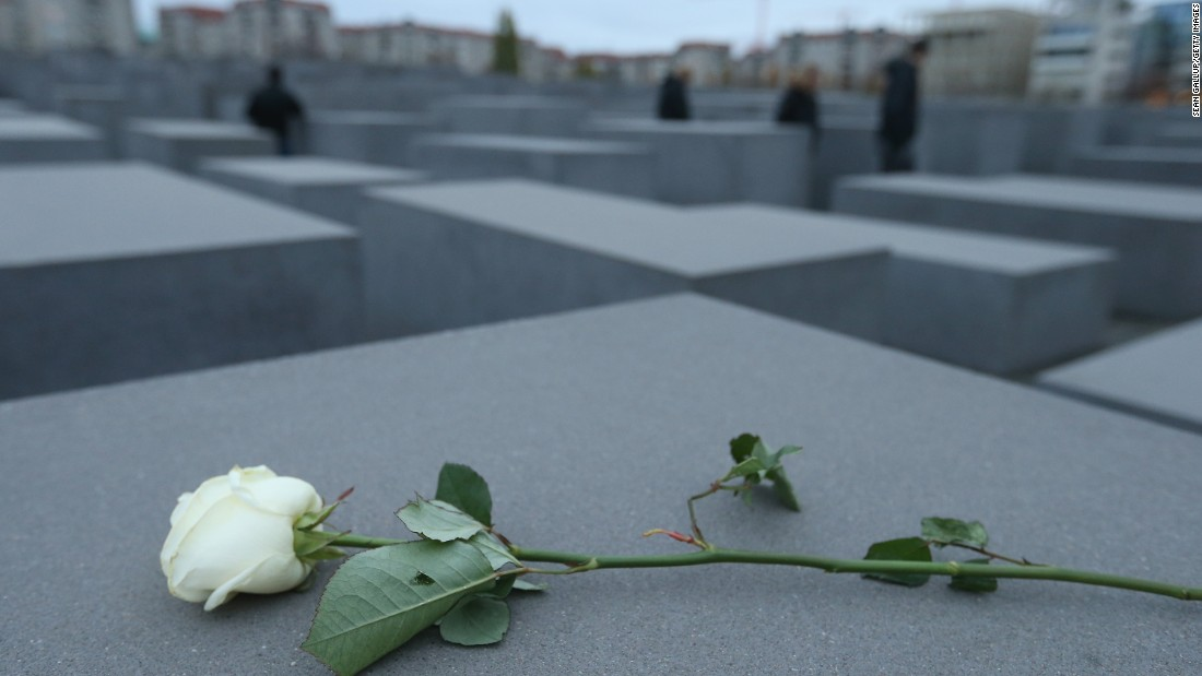 The Holocaust Memorial in Berlin is a powerful and poignant reminder of what happened to Germany's Jewish Community. It has recently had a renaissance, with thousands of Israelis moving to Berlin.