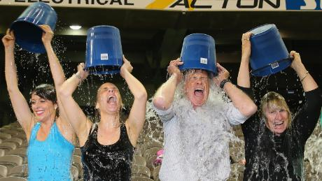 Ice Bucket Challenge's 2nd anniversary celebrates its gene discovery