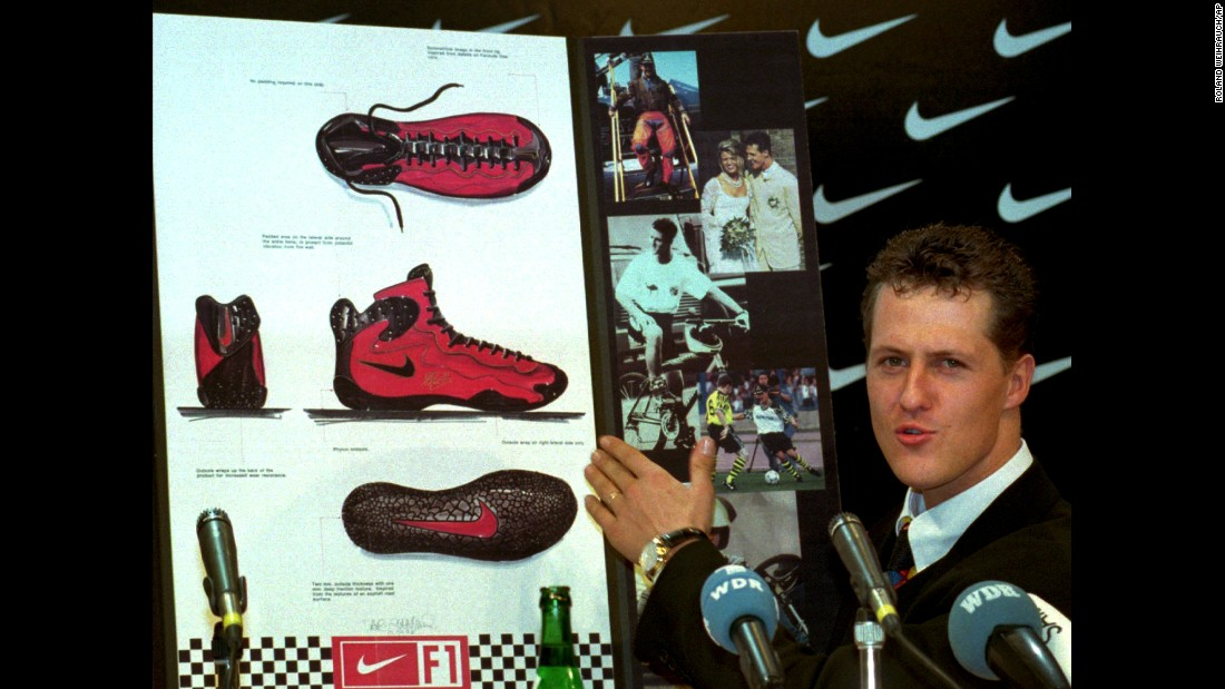 Nike owes its success to a breakfast waffle
