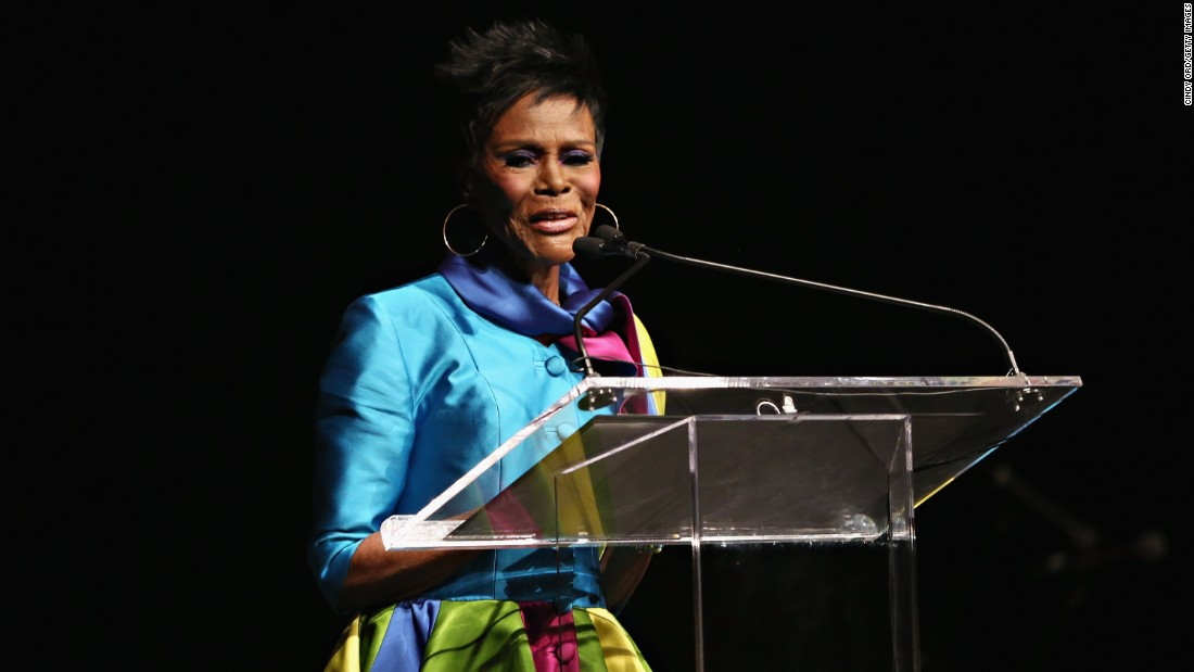 "Actress <strong>Cicely Tyson</strong> has won numerous awards, including two Emmys for her title role in ""The Autobiography of Miss Jane Pittman."" She is more recently  known for her performance in the 2011 film ""The Help."""