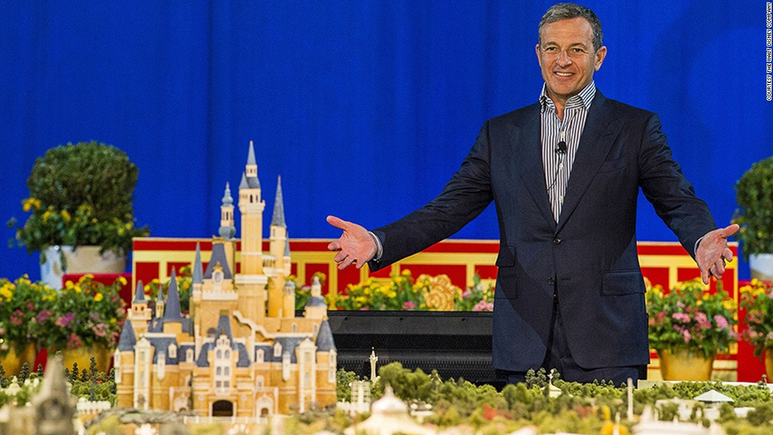 In addition to the six themed lands, there will be brand new attractions at Shanghai Disneyland, including two based on Star Wars and Marvel, according to Bob Iger, Disney's chairman and CEO.