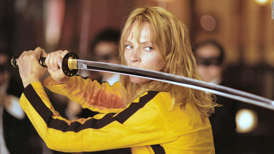 "<strong>""Kill Bill"" Volumes 1 & 2</strong> : She's bad and she doesn't mind spilling blood. Uma Thurman plays The Bride, who spends both of these Quentin Tarantino movies intent on getting revenge. <strong>(Hulu)</strong>"