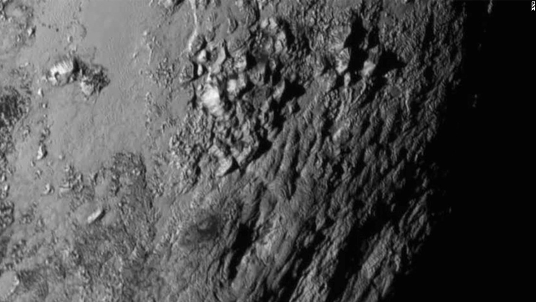 Image Gallery Nasa Pluto