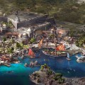 Shanghai Disneyland design Treasure Cove