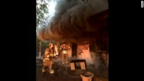 dog rescued from burning home south carolina_00000915