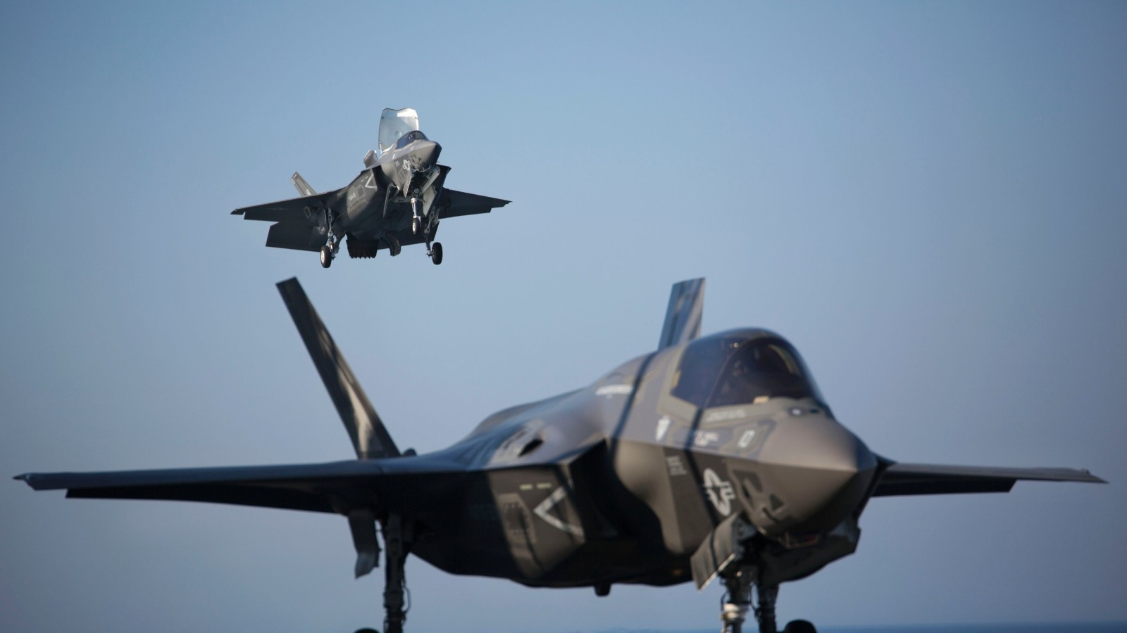 Most expensive weapons system in US history en route to Japan