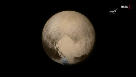NASA reveals new close-up images of Pluto
