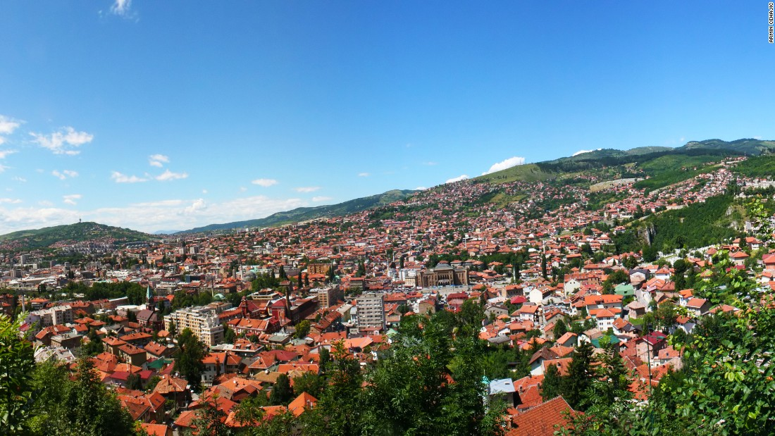 The capital Sarajevo, a blend of Ottoman and Austro-Hungarian influences, was heavily damaged during the conflict in the 1990s, but has since returned to being the vibrant city of years past.