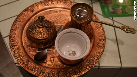 Wake up and smell the Bosnian coffee.