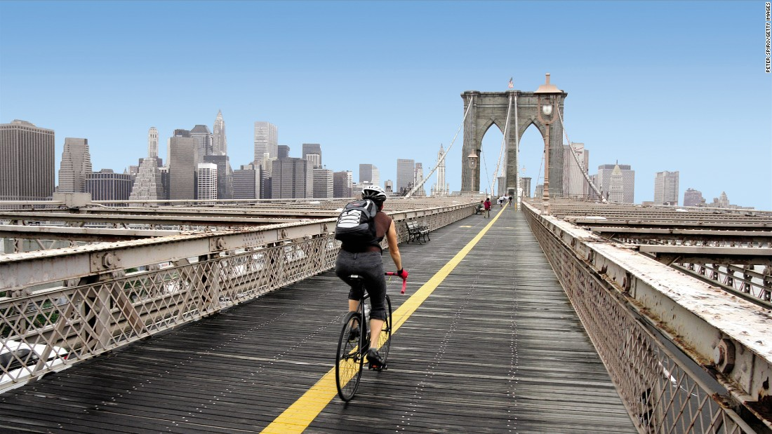 New York may not be the first major city people think of when it comes to cycling, but thanks to local improvements, it is becoming a hub for those who want to explore the city that never sleeps on two wheels.