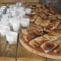 Pita i jogurt tradicionalno BiH gastro