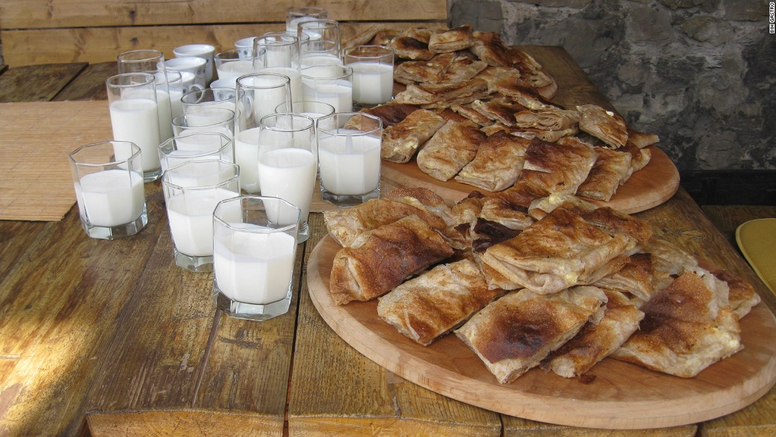 From crunchy, flaky burek filled with tangy white cheese to succulent cuts of grilled meat, Bosnia and Herzegovina's cuisine is humble but satisfying.